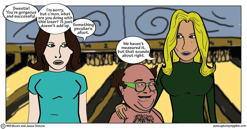 Something Afoot comic