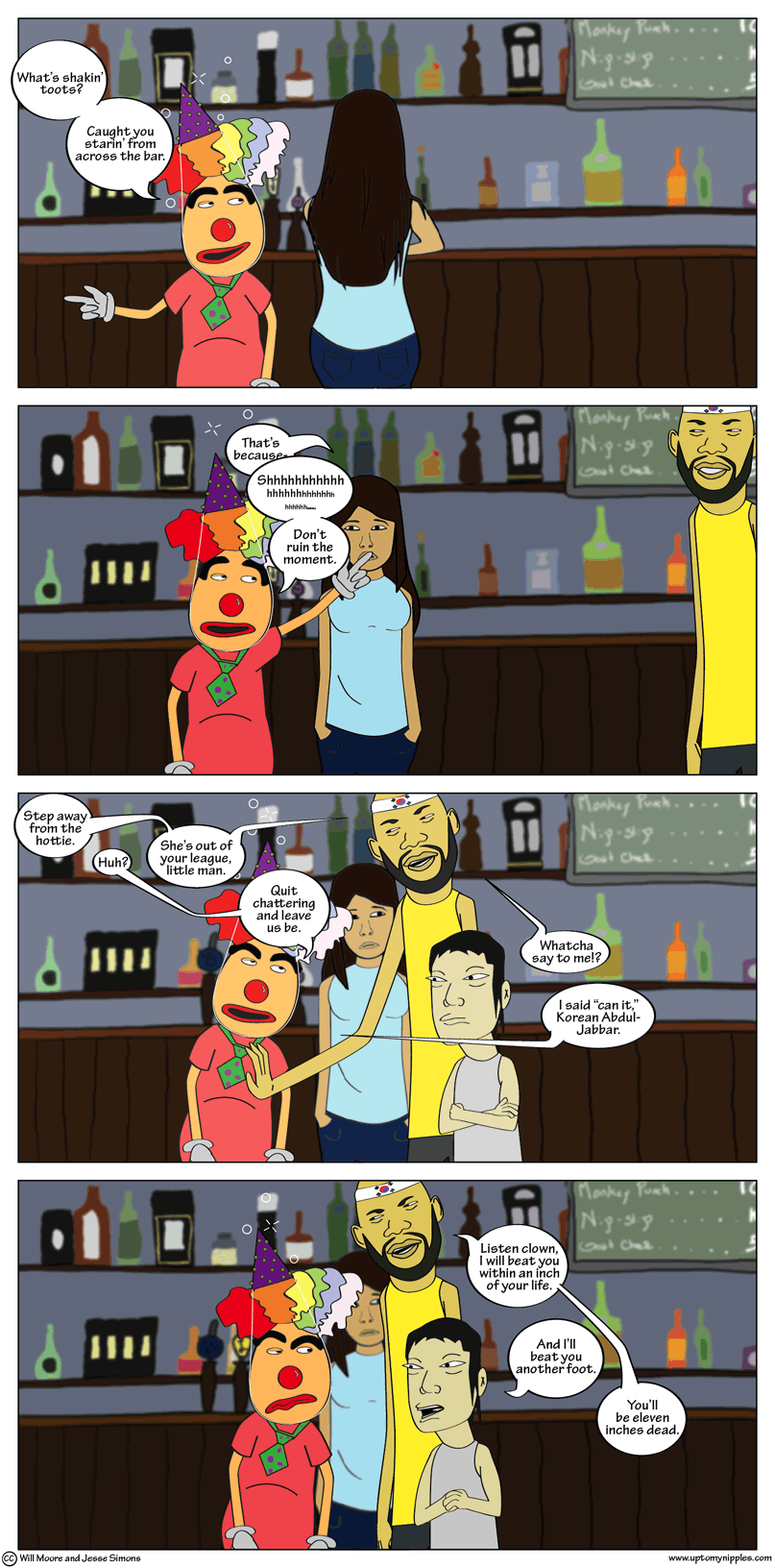 Bully Math comic