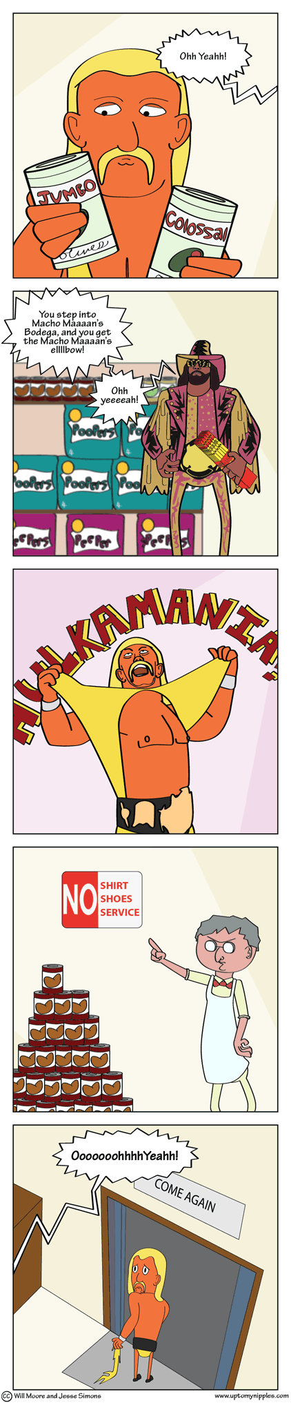 Hulkamania comic