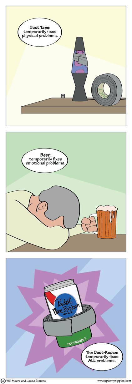 Manacea comic