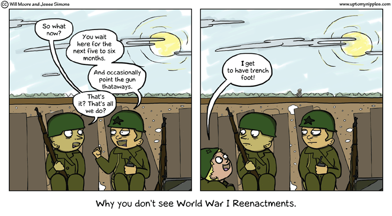 War Stories comic