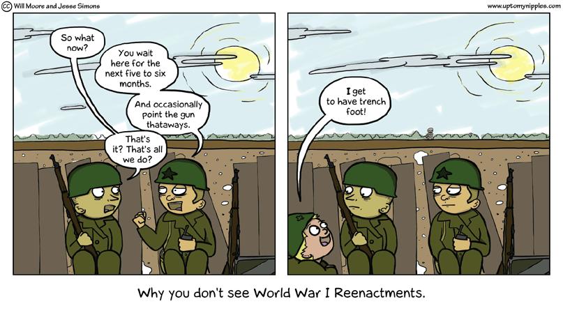 War Stories comic