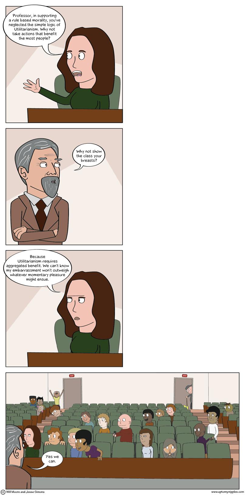 Utittytarianism comic