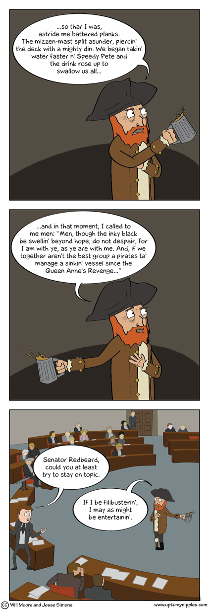 From the Dutch for Pirate comic