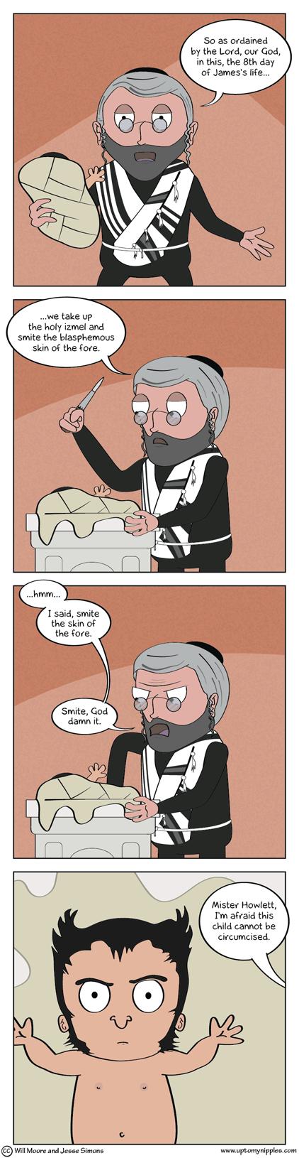 Bristine Condition comic