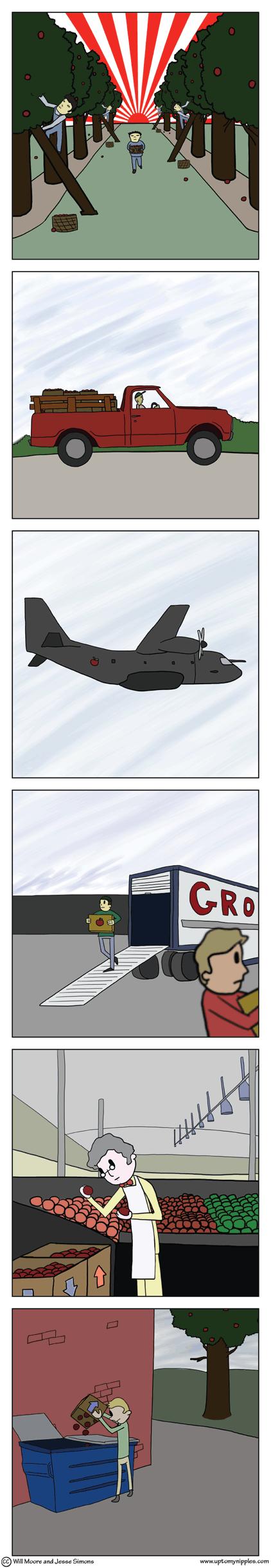 Origin Sin comic
