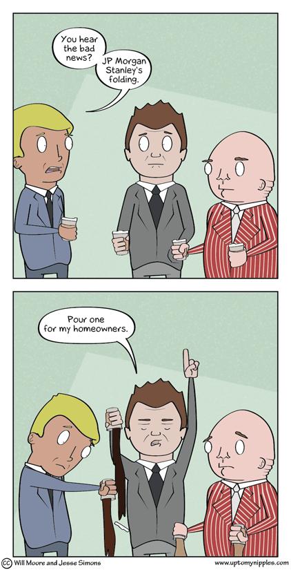 Double Venti comic