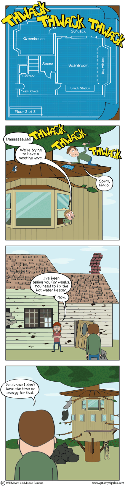 Home Improvement comic