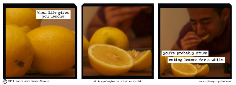 Lemon Party comic