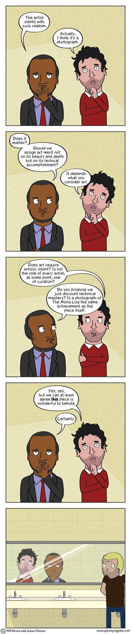 The Artful Dodgers comic