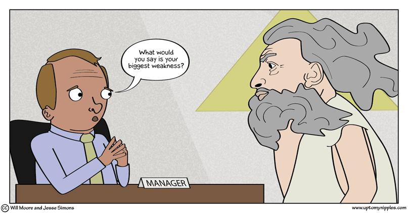 Deus Ex Officio comic