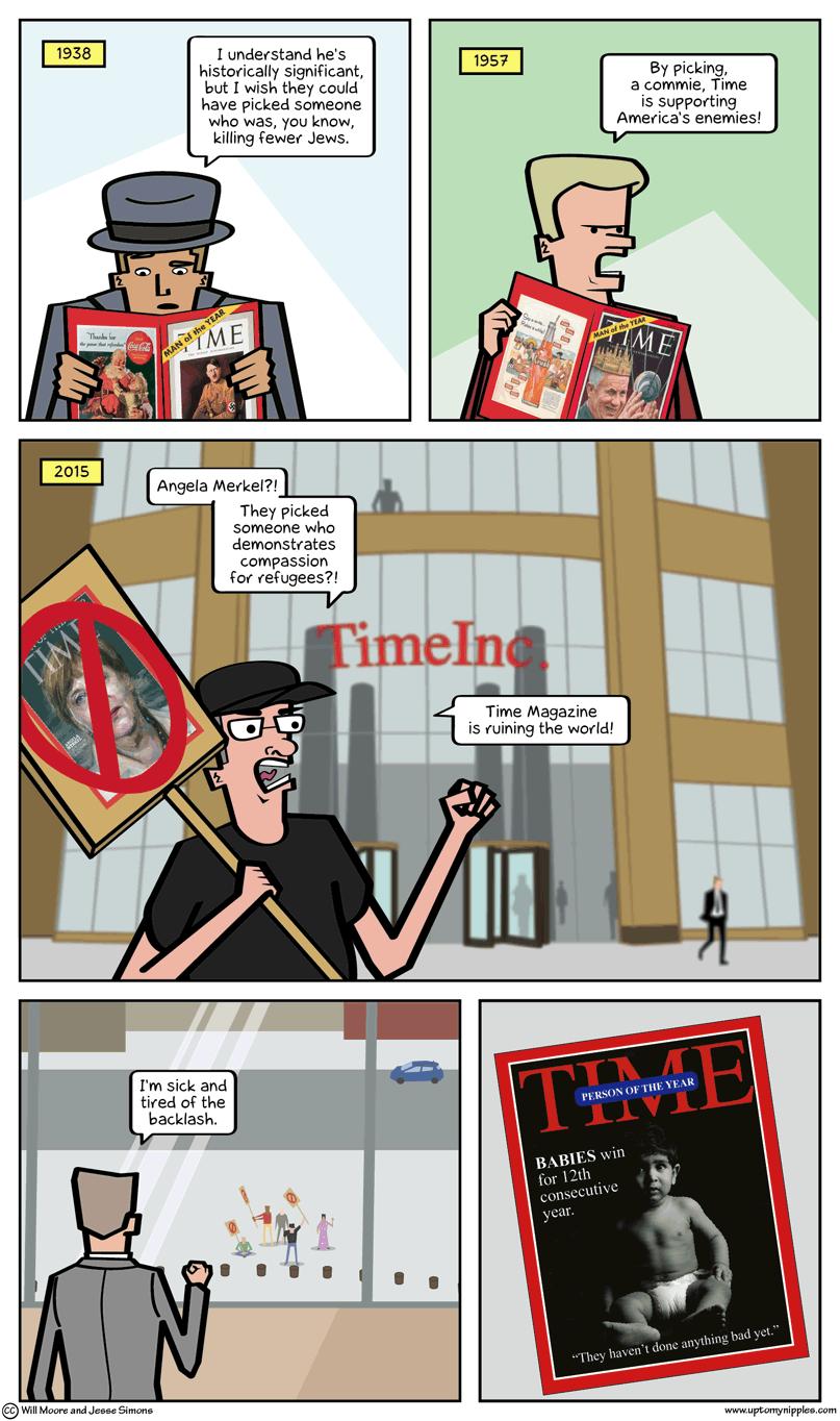 Perennial comic