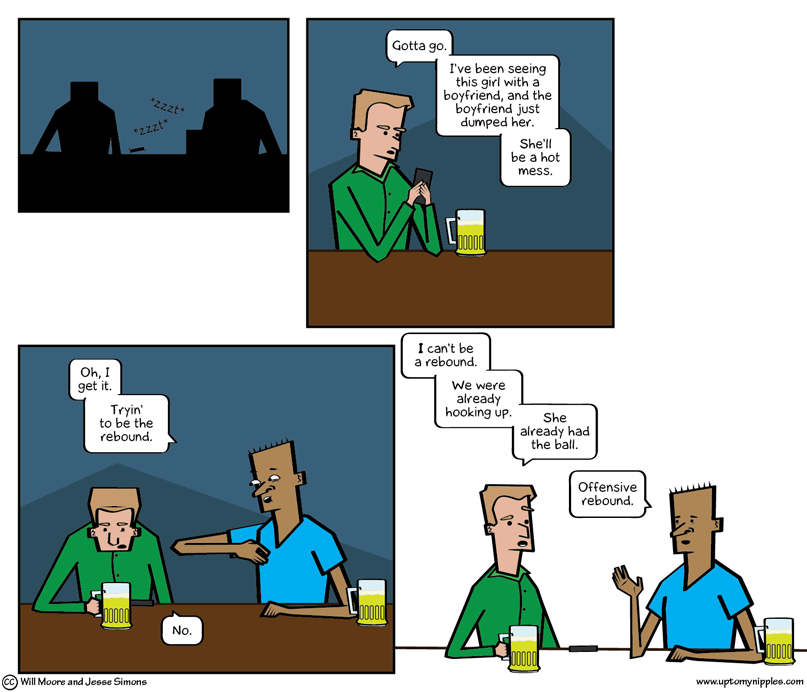 Rodman comic