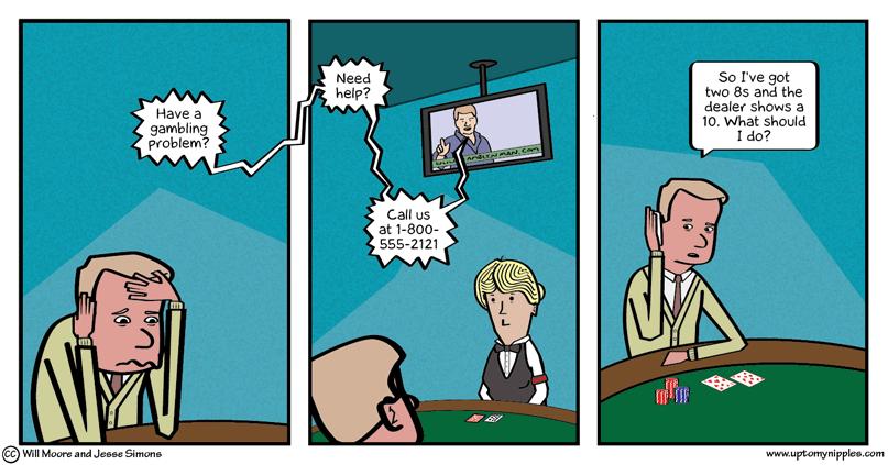 Crazy Eights comic